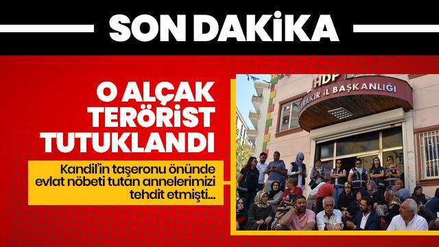 Diyarbakır ailelerine tehdide tutuklama