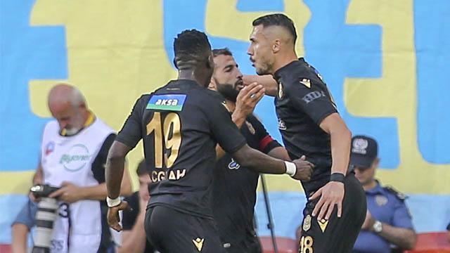 Jahovic, Yeni Malatyaspor'un yüzünü güldürüyor