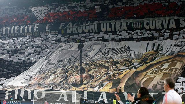 İtalya'da Juventus taraftar gruplarına operasyon düzenlendi