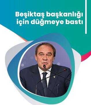 Demirören'in yeniden Beşiktaş başkanlığına aday olacağı iddia edildi