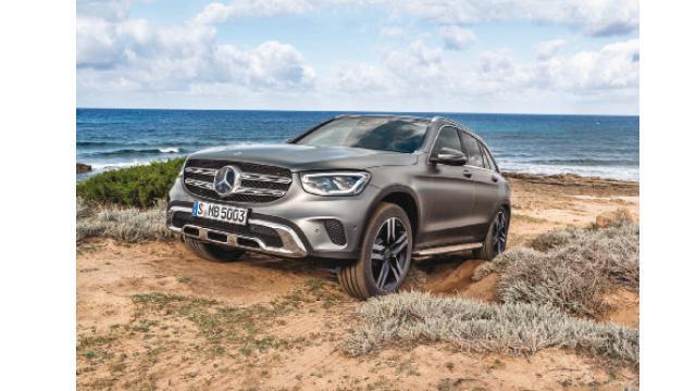 Yeni Mercedes GLC Türkiye'de! Şık dinamik ve çok yönlü