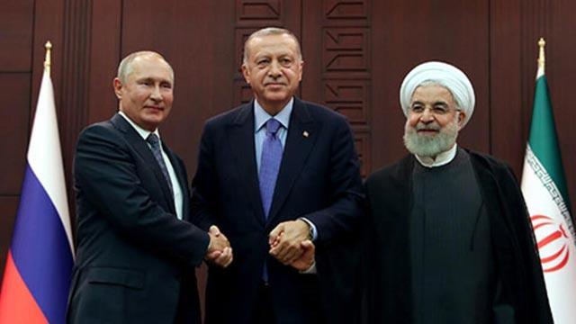Ankara zirvesi Suriye'yi barışa yakınlaştırdı