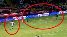 Alanyaspor'un attığı 2. gol tartışma konusu oldu