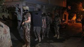 İstanbul'da dev uyuşturucu operasyonu! Bu sabah başlatıldı