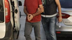 HDP önünde oturma eylemi yapan aileyi tehdit eden şüpheli yakalandı