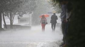 Meteoroloji'den son dakika sağanak yağış ve hava durumu uyarısı var!
