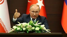Putin o soruya Kur'an'dan ayetli örnek verdi