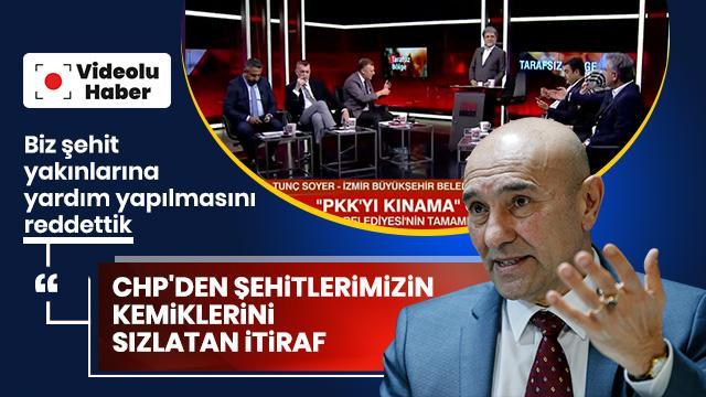 CHP'li Tunç Soyer 'PKK'yı kınama' önergesinin reddedilme sebebini bakın nasıl açıkladı