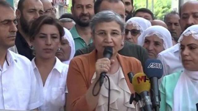 HDP'li Leyla Güven komik savunma: Sözlerim çarpıtıldı