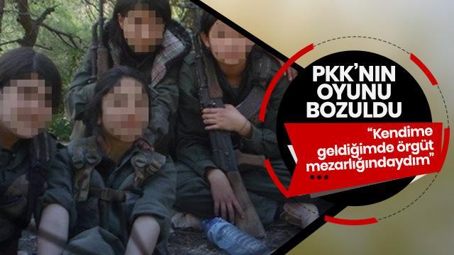 PKK/PYD eleman eksiğini çocuklarla kapatıyor