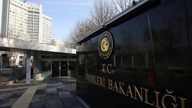 Türkiye'den Yunanistan'a sert tepki: Çirkin yüzlerini bir kez daha gösterdiler