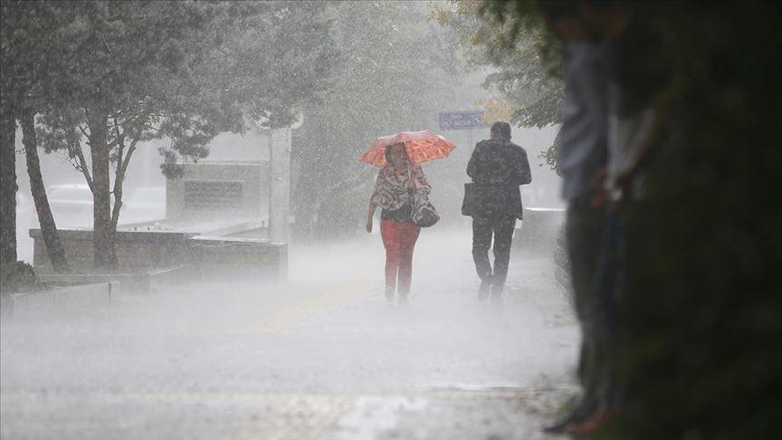 Meteoroloji'den son dakika sağanak yağış ve hava durumu uyarısı var! Bugün hava nasıl olacak? 17 Eylül 2019
