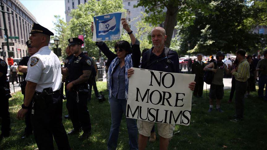 ABD'de artan İslamofobi, Müslümanları daha aktif bir siyasi tavır almaya zorluyor