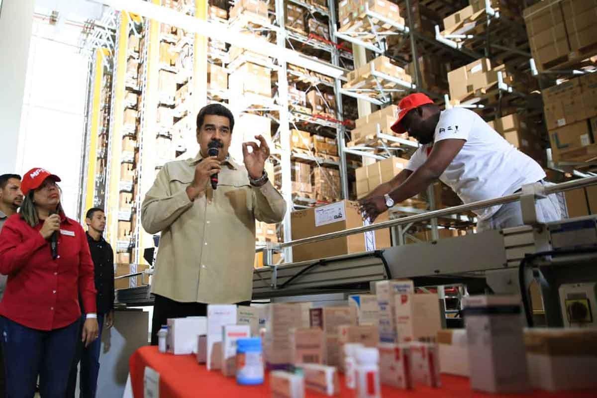 Venezuela'da hükümet ve bazı muhalifler arasında anlaşma