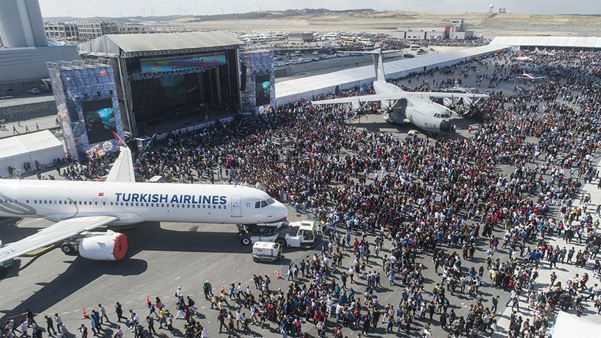 Teknofest uçuş gösterileri ne zaman? Türk yıldızları, Solo Türk, Hürkuş gösterileri saat kaçta?
