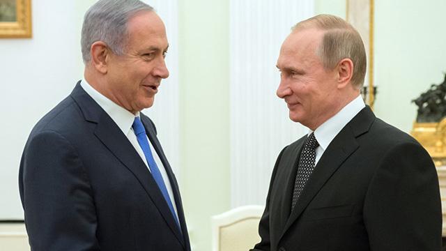 Putin: Rusya ve İsrail serbest ticaret anlaşması imzalamaya çok yaklaştı