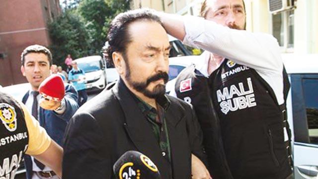 Oktar'dan komik savunma:Ben tutuklanıncadolar fırladı