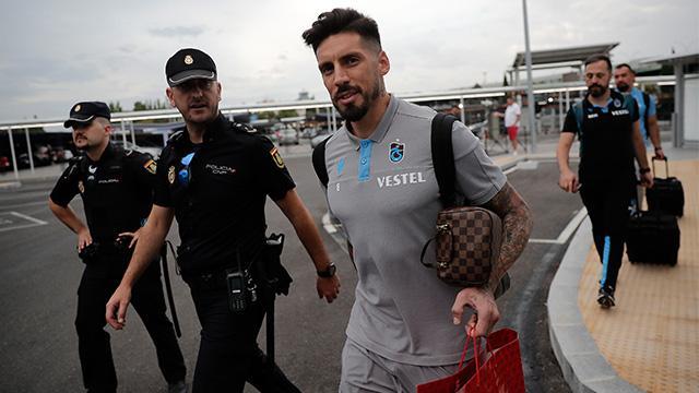 Trabzonspor, Sosa'dan indirim yapma talebini rafa kaldırdı