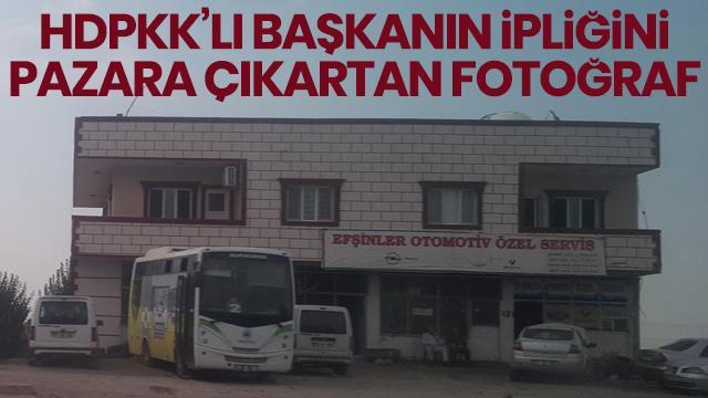 HDP belediyesinde o görüntü dikkat çekti! Paralar...
