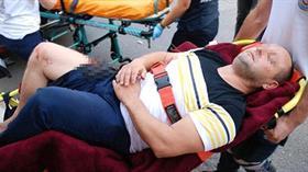 Maltepe'de bir kadın, barışmak isteyen eski eşini bacağından bıçakladı!