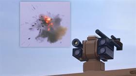 Dronesavar 'Roketsan Alka': İşi havada bitiriyor
