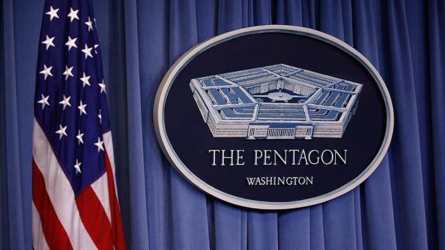 Pentagon'da Türkiye brifingi: Yine terör örgütü YPG/PKK'nın arkasında durdular
