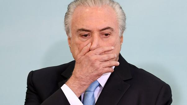 Brezilya Eski Devlet Başkanı Temer: Dilma Rousseff'in görevden alınması darbeydi