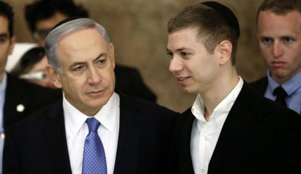 Netanyahu'nun oğlu 'İsrail' diye paylaştı 'İstanbul' çıktı, alay konusu oldu