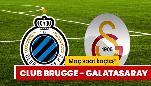 Club Brugge Galatasaray maçı hangi kanalda? Club Brugge Galatasaray canlı nereden izlenir?