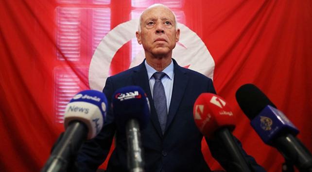 Kays Said: Tunus dünyaya açık kalacak