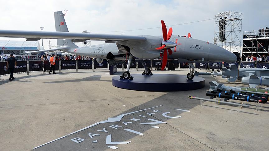 Akıncı Taarruzi İnsansız Hava Aracı'nın ilk uçuşu Ekim ayında olacak