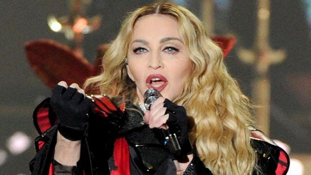 18'lik Madonna