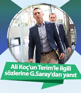 Galatasaray Başkan Yardımcısı Günay, Ali Koç'un Terim'le ilgili sözlerine cevap verdi