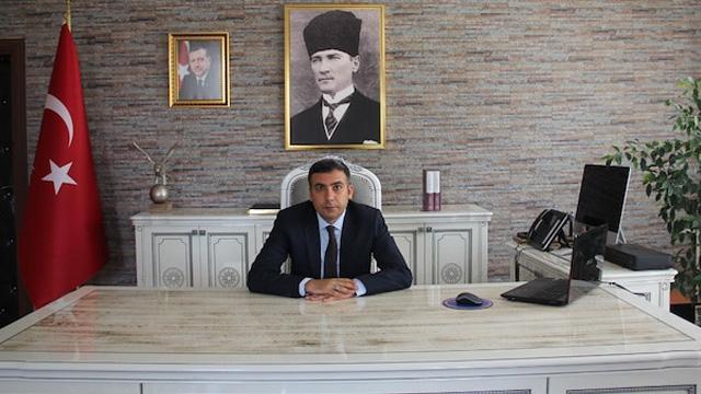 HDP'li Karayazı Belediyesi'ne Kaymakam Tabakcıoğlu Başkan Vekili oldu