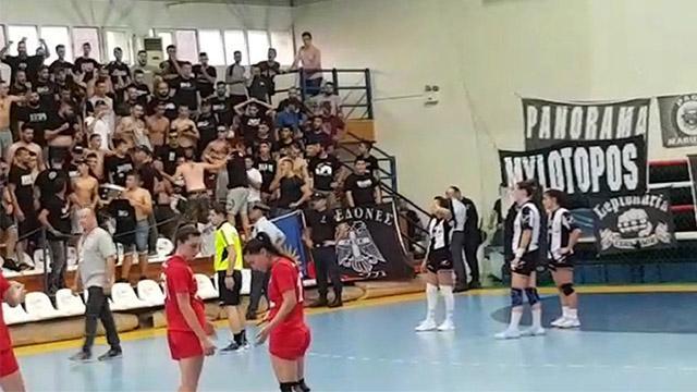 Muratpaşa, Yunanistan'da bayrak krizi yaşanan maçın tekrarını talep edecek
