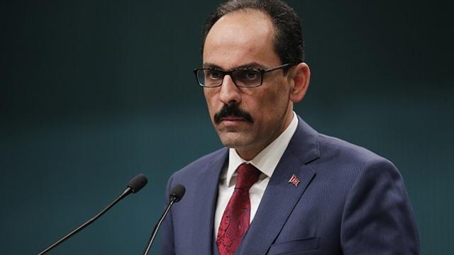 Cumhurbaşkanlığı Sözcüsü Kalın: Göç meselesi en büyük uluslararası kriz