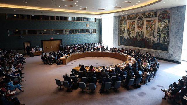 Rusya ve Çin, BM Güvenlik Konseyi tasarısını veto etti