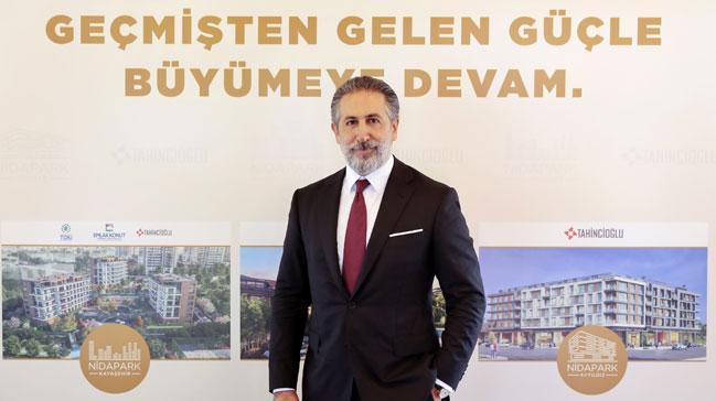 Özcan Tahincioğlu: Emlak sektörü yıl sonunda çok daha iyi bir noktaya gelecek