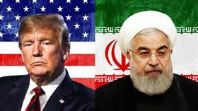 'Trump İran'da rejim değişikliği peşinde değil'