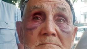 Vicdansızlığın böylesi... 86 yaşındaki adam oğlunun elinden zor kurtuldu!