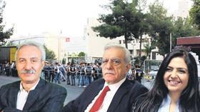 PKK'lı teröristlerin HDP'li belediyelerden sorumlu olduğu belirlendi