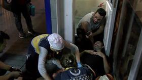 Metrobüste yer kapma tartışması kanlı bitti!