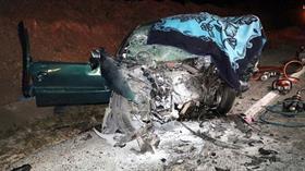 Yozgat'ta feci kaza! Uzman onbaşıdan acı haber