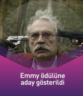 Haluk Bilginer 'Şahsiyet' ile Uluslararası Emmy adayı