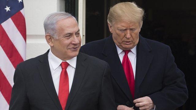 Netanyahu'nun Trump'a yanlış bilgiler verdiği iddiası