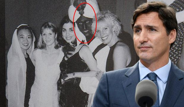 Justin Trudeau nun fotoğrafı dünya gündemine bomba gibi düştü! Arap gecelerinin Aladdin'i oldu
