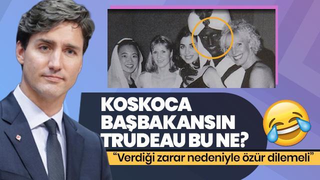 Justin Trudeau nun fotoğrafı dünya gündemine bomba gibi düştü!