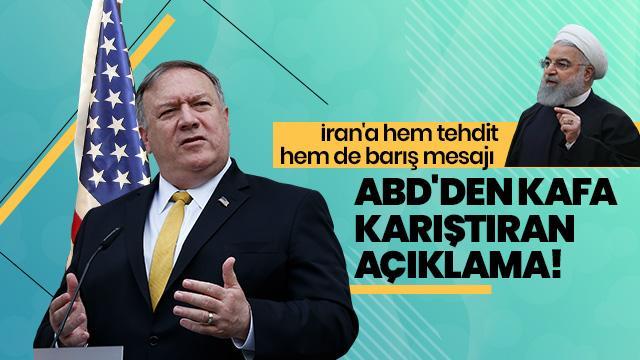 ABD İran'a karşı uluslararası koalisyon peşinde