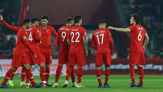 Türkiye FIFA sıralamasında yükselişe geçti