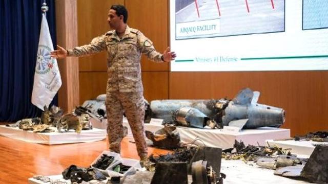 Suudi Ordusu: Suudi Aramco saldırıları kesinlikle İran tarafından desteklendi